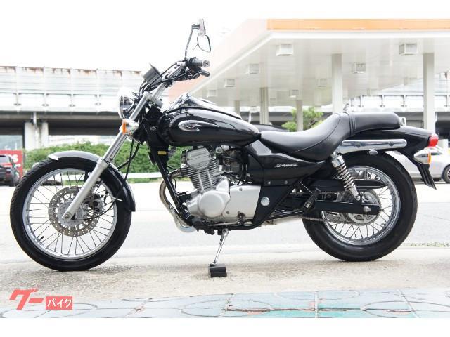 カワサキ エリミネーター125 2005年モデル ノーマルの画像(兵庫県