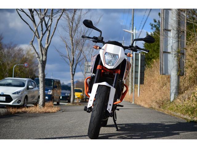 KTM 690デューク ABS KTMパワーパーツ付きの画像(兵庫県