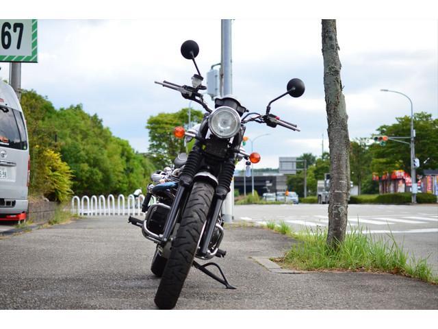TRIUMPH スクランブラー タコメーター エンジン・アンダーガードの画像(兵庫県