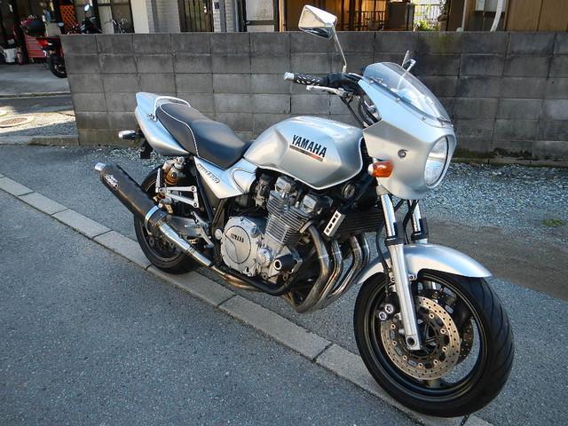 ヤマハ XJR1300 スーパーコンバットマフラー ETCの画像(兵庫県