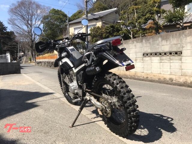 ヤマハ セロー225WEの画像(兵庫県