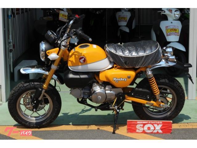 ホンダ モンキー125 ABSの画像(奈良県