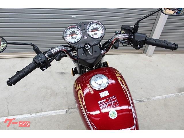 ホンダ LY125Fi 国内未発売モデルの画像(奈良県