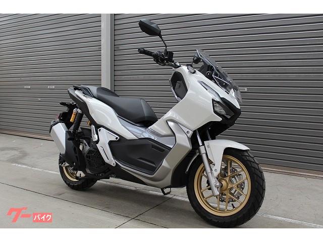 ホンダ ADV150 ABS 国内未発売カラーの画像(奈良県