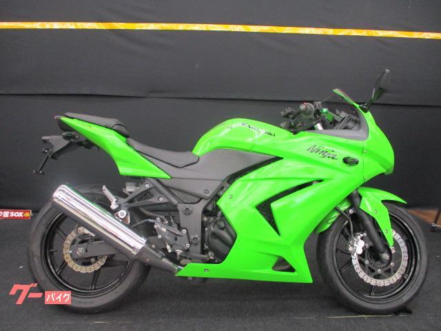 Ninja 250R 2008年モデル
