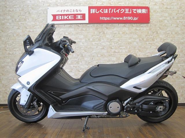 ヤマハ TMAX530 ABS AKRAPOVIC製マフラー フェンダーレスの画像(大阪府