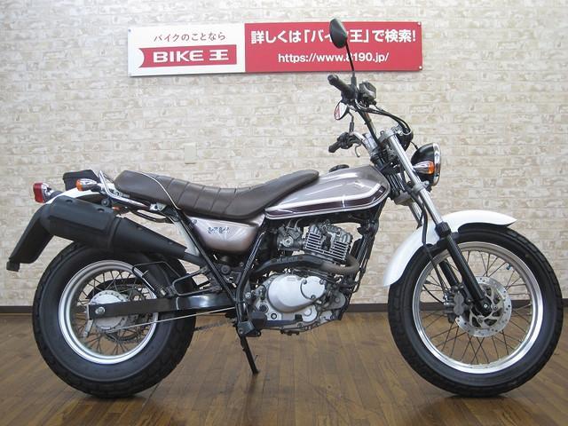 スズキ バンバン200 インジェクションモデル フルノーマルの画像(大阪府