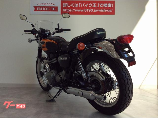 カワサキ W800 2017年モデル ファイナルエディションの画像(大阪府