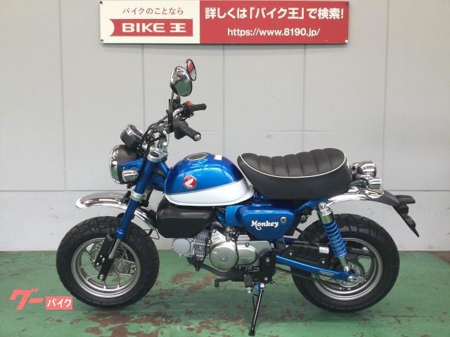 ホンダ モンキー125 2019年式モデルの画像(大阪府