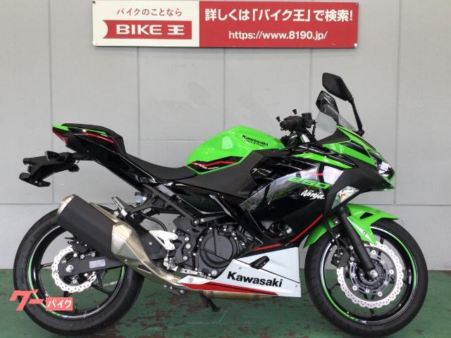 Ninja 250 KRT エディション 2021年式モデル