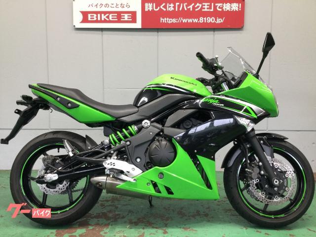 Ninja 400R 2012年式モデル フルノーマル