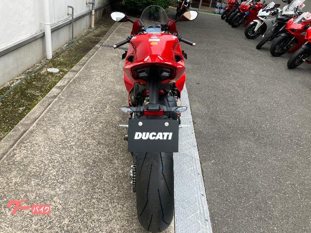 DUCATI パニガーレV4の画像(大阪府