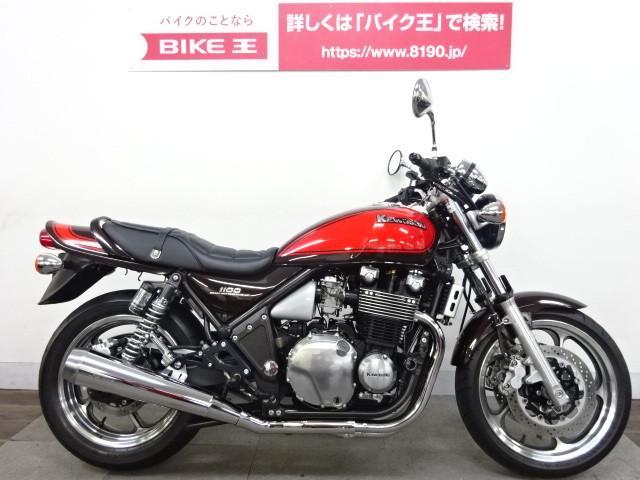 カワサキ ZEPHYR1100 火の玉カラーの画像(京都府