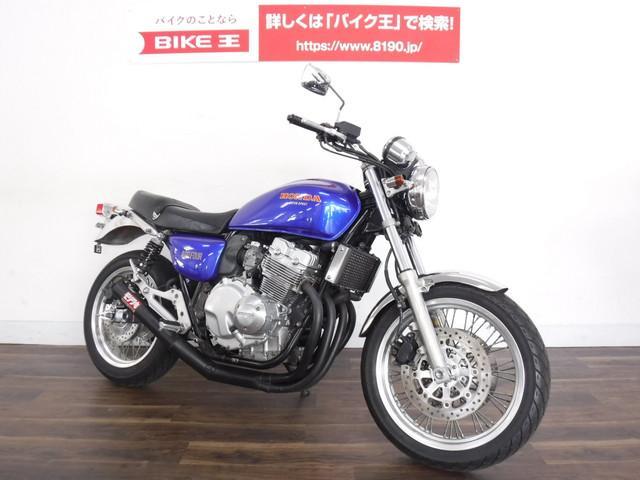 ホンダ CB400Four モリワキマフラーの画像(京都府