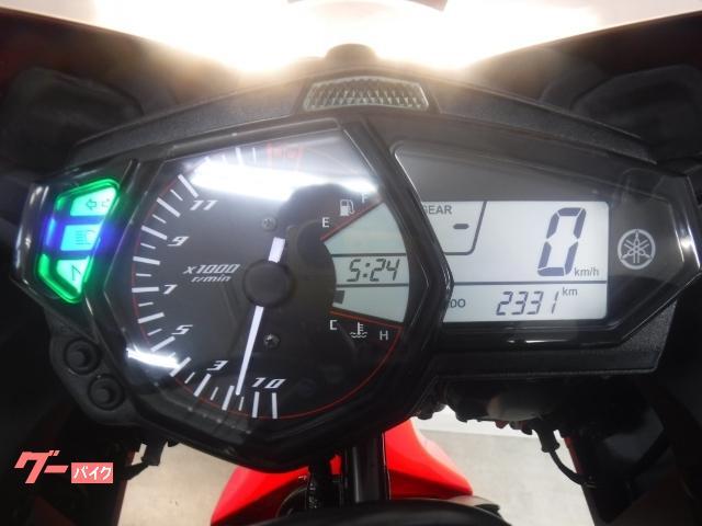 ヤマハ YZF-R25 RG10J 2015年式モデル エンジンスライダー マルチバー付きの画像(京都府