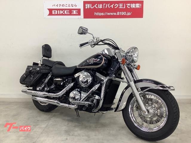 カワサキ バルカン1500クラシック インジェクション VNT50J 2000年式モデル ワンオーナー車 エンジンガード 他アクセサリ多数の画像(京都府