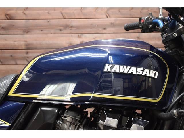 カワサキ ZRX400の画像(京都府