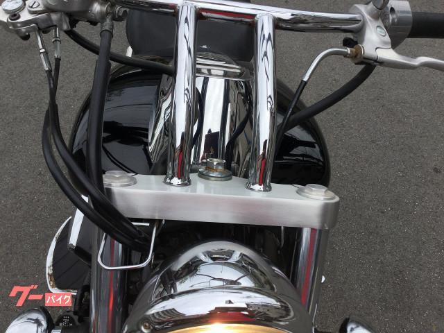 カワサキ エリミネーター250V スラッシュカットマフラー 2006年モデルの画像(大阪府