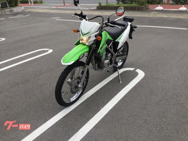 カワサキ KLX125 2013年モデル LX125C ノーマルの画像(大阪府