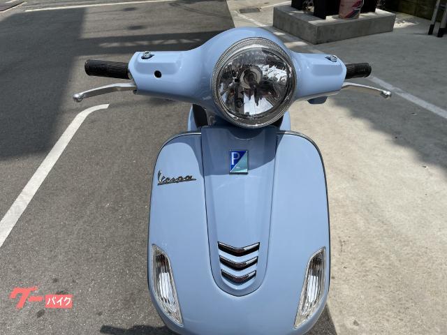 VESPA ZX125 ディスクブレーキの画像(大阪府