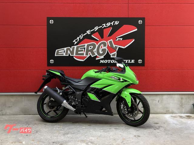 Ninja 250R 2011年モデル