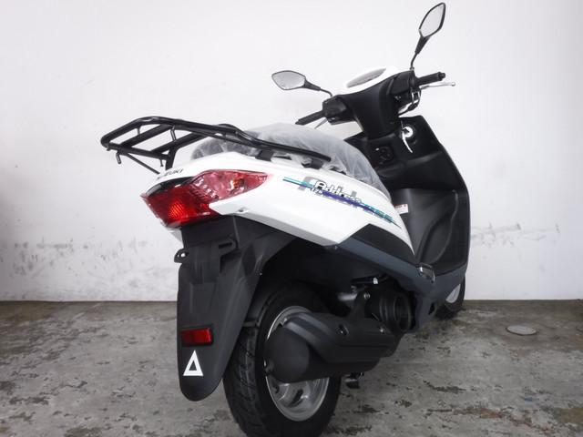 スズキ アドレス125 SEPエンジン 最新モデル 新車の画像(大阪府