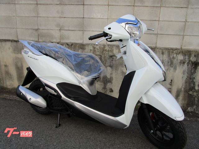ホンダ リード125 ツートンカラー 国内最新モデル LEDヘッドライトの画像(大阪府