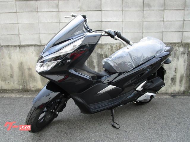 ホンダ PCX150 現行モデル新車 ライト回りフルLED スマートキーシステムーの画像(大阪府