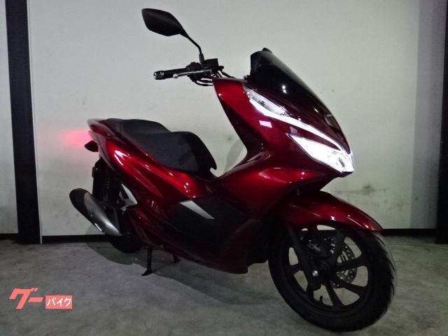 ホンダ PCX150 現行モデル新車 ライト回りフルLED スマートキーシステムの画像(大阪府