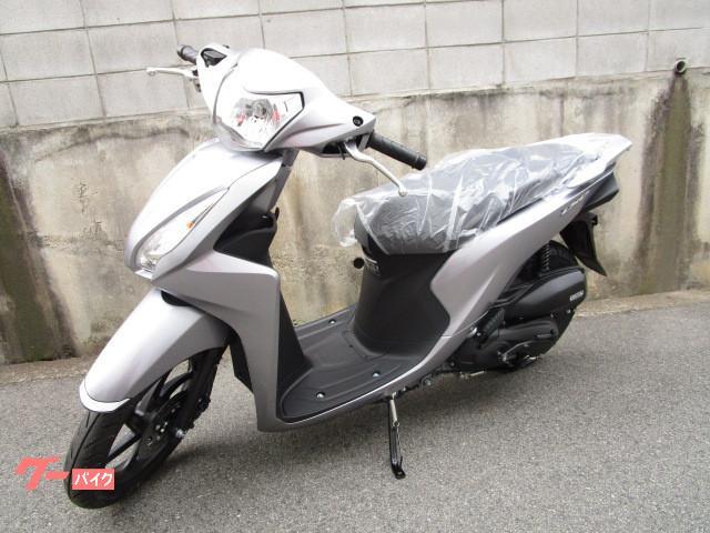 ホンダ Dio110 現行モデル新車 アイドリングストップ機能 eSPエンジン搭載の画像(大阪府