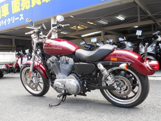 HARLEY-DAVIDSON XL883Lの画像(大阪府
