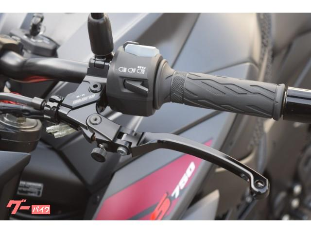 スズキ GSX-S750 ゲイルスピードクラッチホルダー クロモリシャフト ヨシムラスタンドブラケット ETC USB電源の画像(京都府