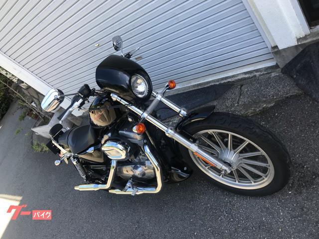 HARLEY-DAVIDSON XL883 ワンオーナー 正規品の画像(兵庫県