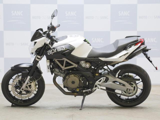 aprilia SHIVER750 ライド・バイ・ワイヤ・走行モード切替機構の画像(兵庫県