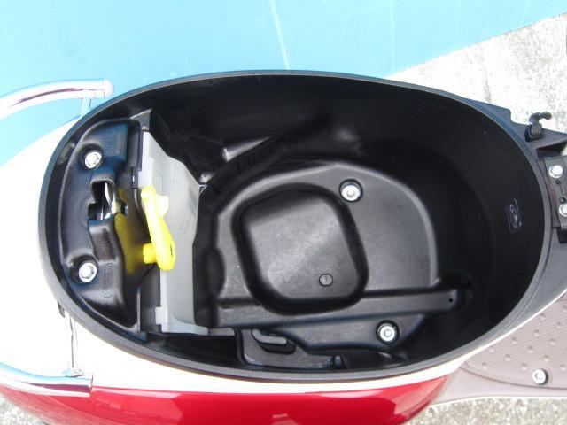 ホンダ クレアスクーピーi アイドリングストップ機能付 前後タイヤ新品の画像(大阪府