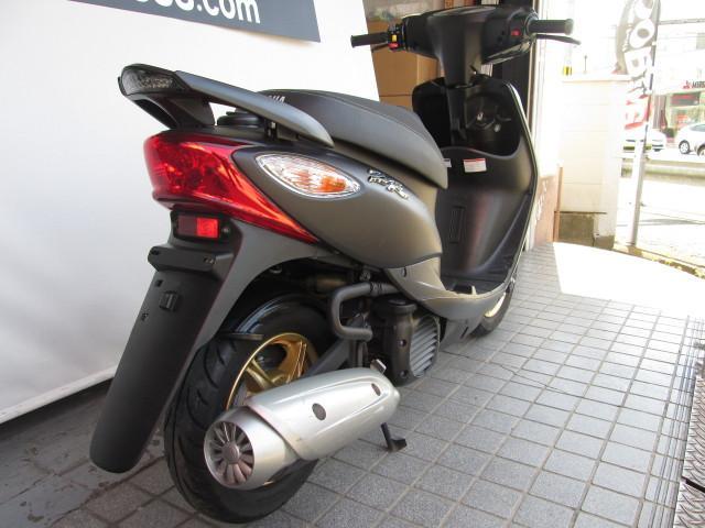 ヤマハ JOG ZR 4サイクル インジェクションタイプ Fタイヤ新品の画像(奈良県