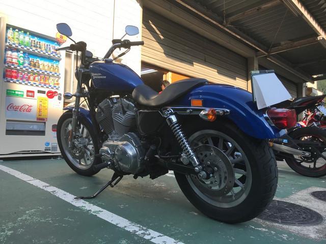 HARLEY-DAVIDSON XL883の画像(和歌山県