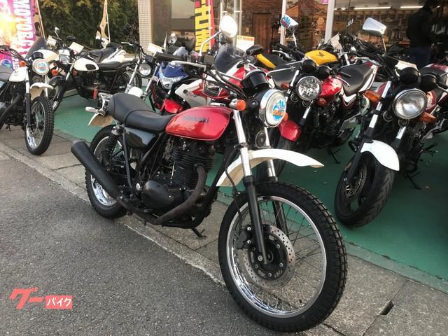 カワサキ 250TRの画像(和歌山県