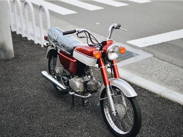 ホンダ ベンリィCD90 OLD SKOOLの画像(兵庫県
