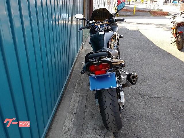 スズキ Bandit1200S カスタム FCRキャブの画像(京都府