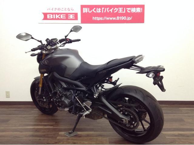ヤマハ MT-09ABSの画像(大阪府