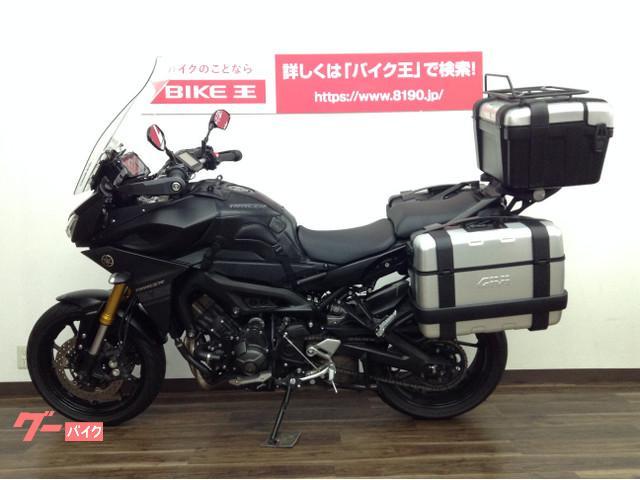 ヤマハ トレイサー900(MT-09トレイサー)ABS フルパニア ナビの画像(大阪府