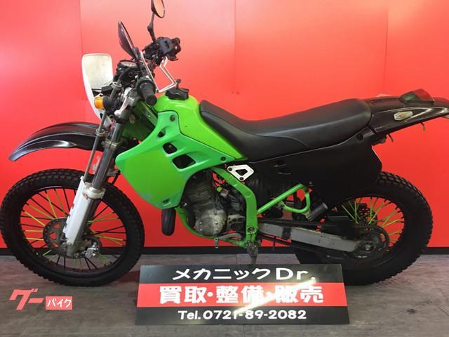 カワサキ KDX125SRの画像(大阪府