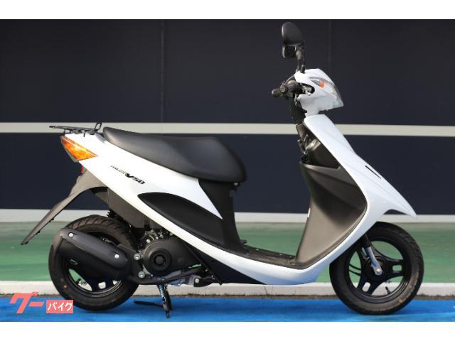 アドレスV50 最新モデル スプラッシュホワイト