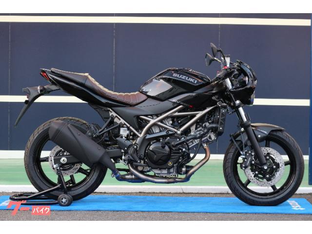 SV650X 最新モデル