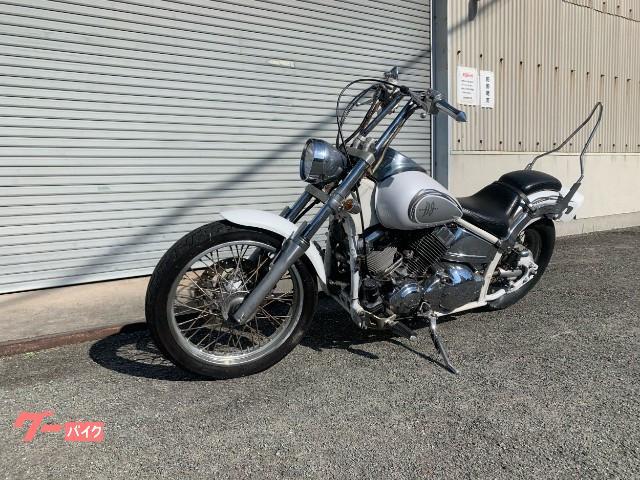 ヤマハ ドラッグスター400の画像(兵庫県