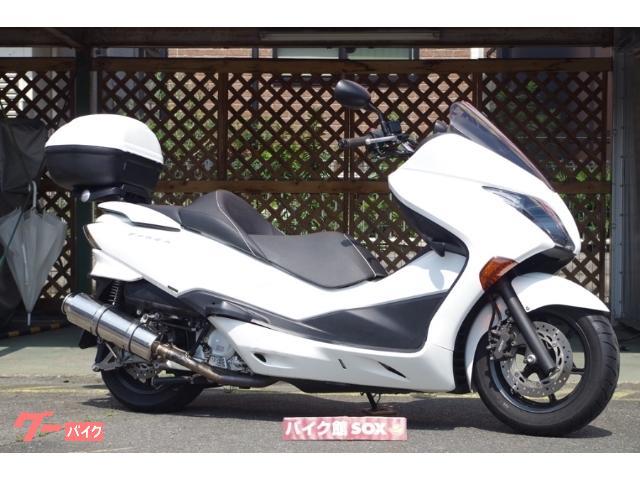 ホンダ フォルツァ・Z 2011年モデル トップケースの画像(大阪府