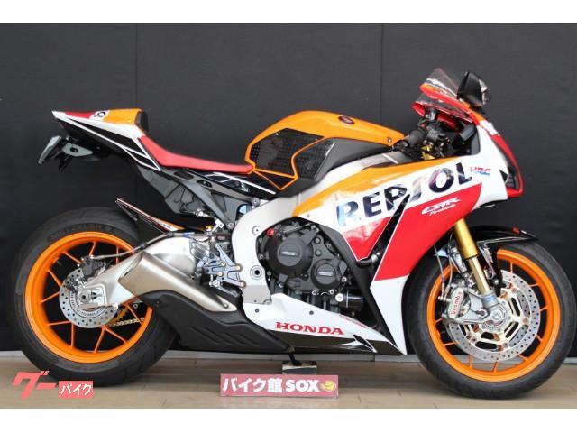 CBR1000RR SP 2016年モデル
