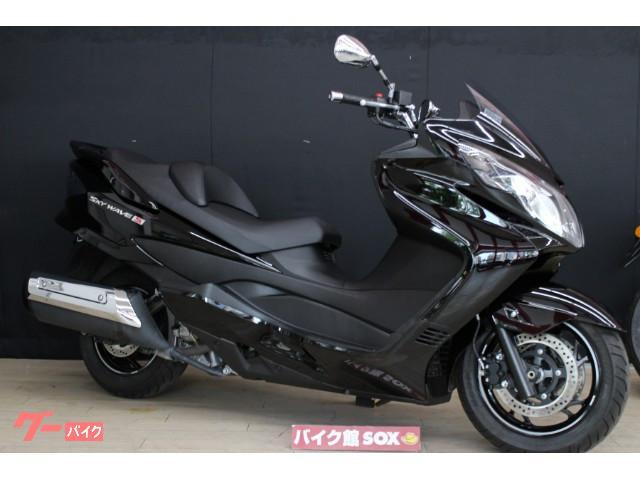 スズキ スカイウェイブ400 タイプS ノーマル 2012年モデルの画像(大阪府