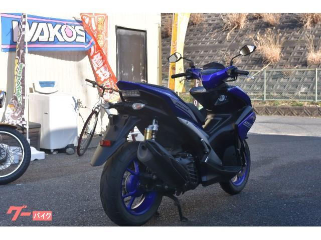 ヤマハ AEROX155の画像(滋賀県